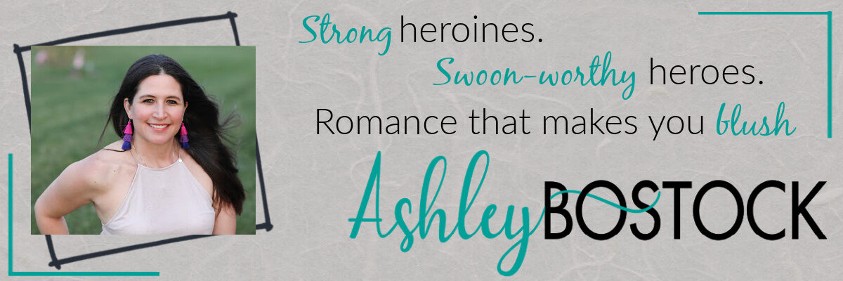 Romance Author Ashley Bostock